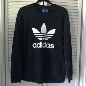 Adidas Oversized Long Sweathshirt